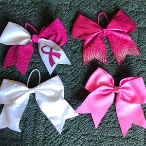 Accessories - Cheer Bows (4)